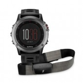 010-01338-12 Garmin fēnix 3 Grey Black Band HRM
