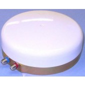 STARPAK-G7-MNSS-1 IRIDIUM and GPS Dual Mode Antenna, High Gain Low Profile Patch,  Fixed and Magnetic Mount