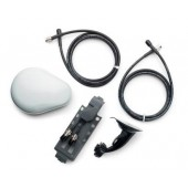 AT-1595-90 Antenna External Vehicular Kit, Dual Mode, Magnetic Mount for Inmarsat IsatPhone PRO Satellite Telephones with Internal Holder Adapter and Cable Kit