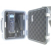 STARPAK-550-S GLOBALSTAR by Pacific Rim, Portable Hands Free Docking Station for the Telit SAT550 Satellite Telephone (SatPhone as shown is NOT included)