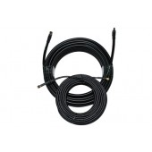 ISD941 IsatDock and Terra 50m Cable Kit, for BEAM ISD series Docking Stations, Terra 400, 800 Terminals and the ISD700, Directional Passive Antenna