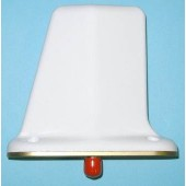 STARPAK-S5B-XT-1 IRIDIUM Antenna, Helix Tail Fin, Fixed Mount