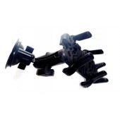HOLDER-SG2520-W4-KIT, THURAYA SG2520 and SO2510 Vehicle Holder with Heavy Duty Windscreen Suction Cup