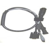ST100282-001 SkyWave SG-7100 Power-Serial cable, to power and connect to the IDP-680 and 690 series Satellite Terminals