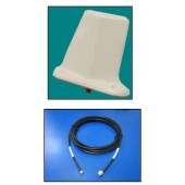 IR-ANLPB-600 Iridium Tail Fin style high performance enclosed Helix antenna