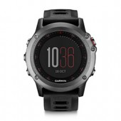 010-01338-07 Garmin fēnix 3 Silver Red Band