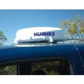 HN-00-3500129 Hughes 9250 BGAN Land Vehicle Broadband Satellite Terminal