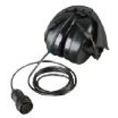 BCA20013 BARRETT 2050 HF Radio Headphones, Lightweight Tactical