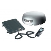 TT-00-3721A Thrane Explorer 325 BGAN Land Vehicle Mobile Broadband Satellite Terminal