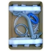 HN-01-3004066-0001 Hughes 9201 BGAN Fixed Mount Kit with cables