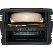 TT-00-403722A-00710 Thrane Explorer 727 BGAN System, 19in Rack Mount Version with Desert Sand Antenna