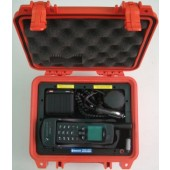 STARPAK-9555SDG Iridium 9555 SatDOCK-G Portable Docking Station, Hands Free in Pelican 1200 small hard case