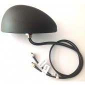 SATFLEET Maxtena Iridium and GPS Dual Mode Helix Antenna with 500mm cable